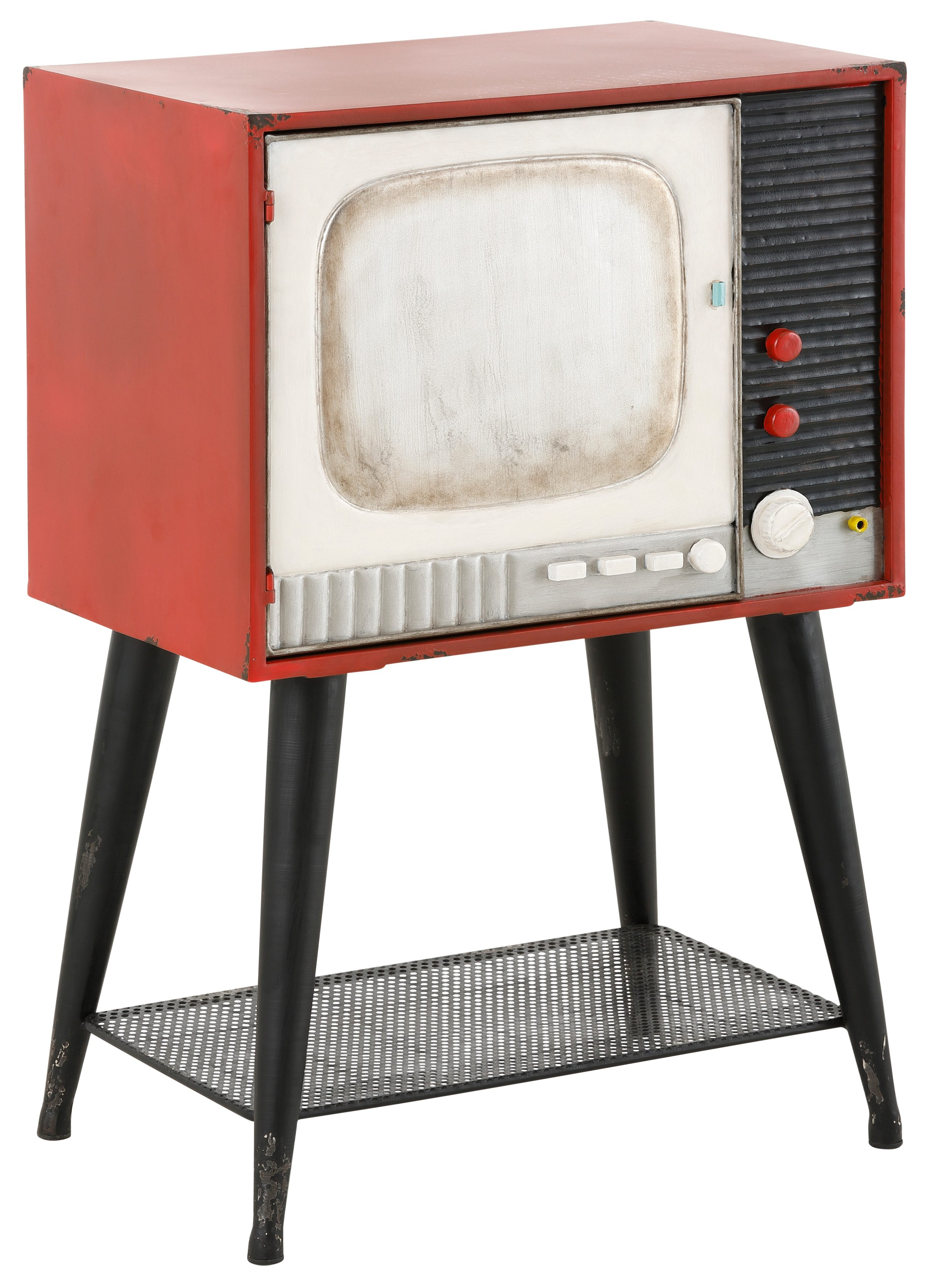 Home affaire Kommode Retro TV Breite 46 cm