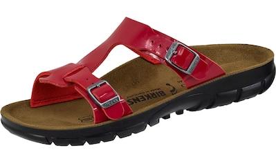 Birkenstock Sandale »Sofia«, mit Velourslederbezug kaufen