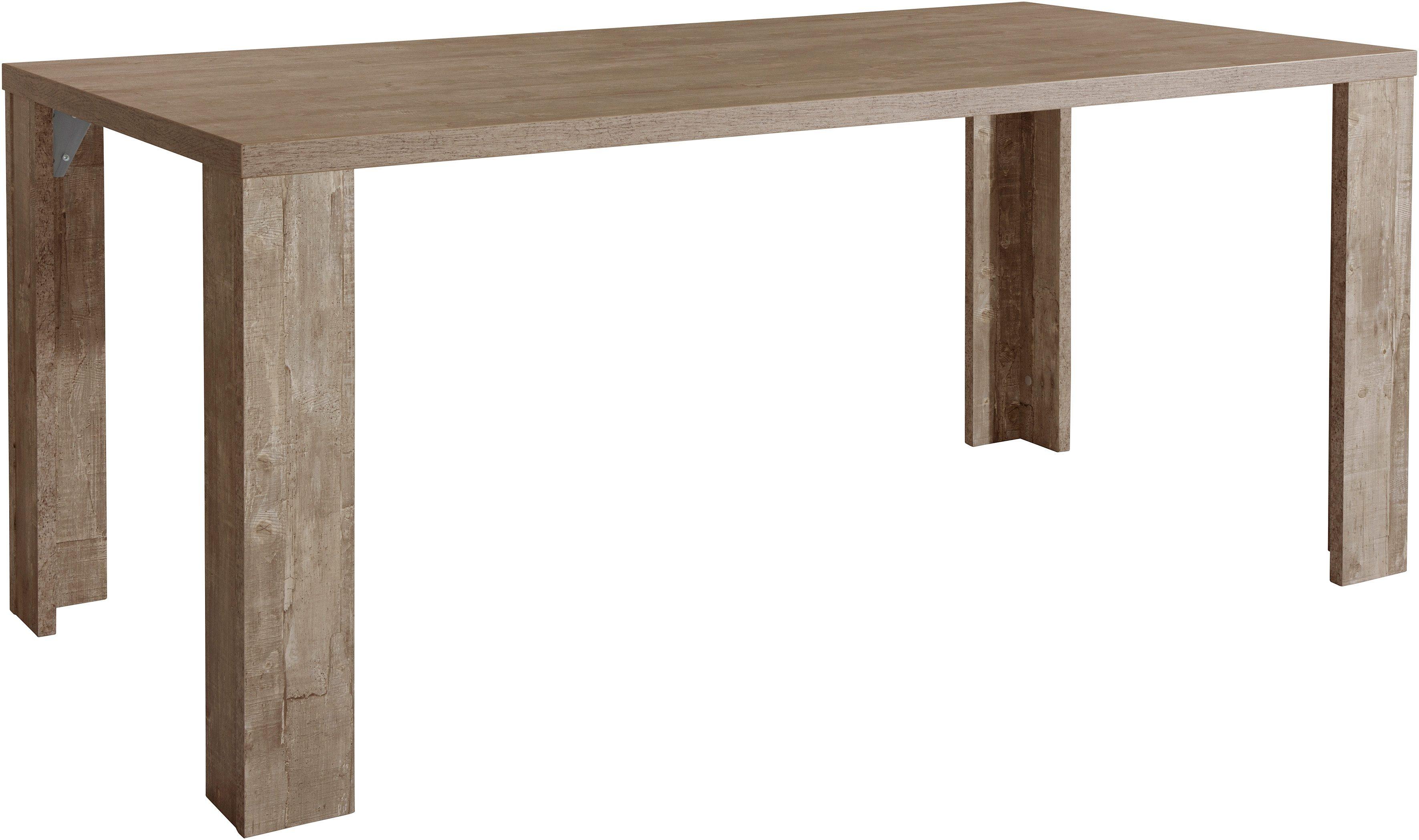 Mäusbacher Esstisch, in 3 Größen beige Esstisch Esstische rechteckig Tische