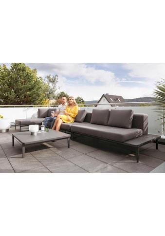 bella sole Gartenmöbelset »MAUI«, (3 tlg.), 2 Lounge Sofas mit Tisch kaufen