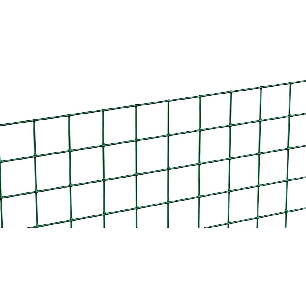 GAH Alberts Schweissgitter, 50 cm hoch, 5 m, grün beschichtet
