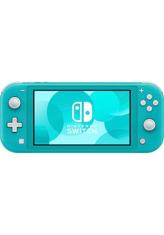 Nintendo Switch Konsole »Lite«, inkl. Mario + Rabbids Kingdom Battle Gold Edit. kaufen