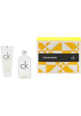 """Calvin Klein Duft - Set """"ck one"""", 2 - tlg. kaufen"""