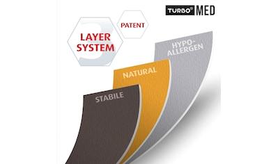 TURBO MED Rücken Stützgürtel »825«, entlastet die Wirbelsäule kaufen