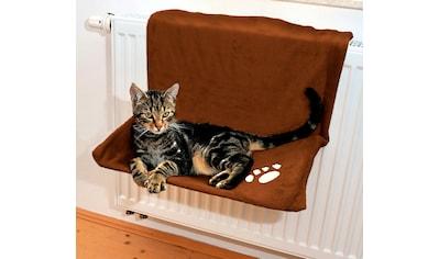 SILVIO design Katzenliege »Heizkörperliege«, BxLxH: 47x30x30 cm kaufen
