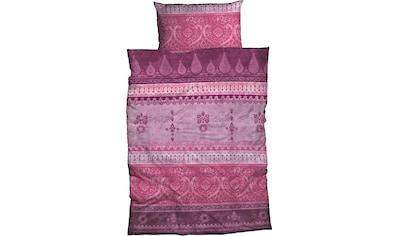 CASATEX Bettwäsche »Indi«, trendige Ornamente kaufen