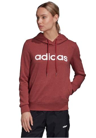 adidas Performance Kapuzensweatshirt »W E LINEAR OPEN HEM HOODIE« kaufen