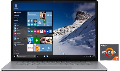 Microsoft Notebook »Surface Laptop 4«, (256 GB SSD) kaufen