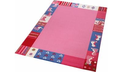Wecon home Kinderteppich »Roundly Hand&Feet«, rechteckig, 8 mm Höhe kaufen
