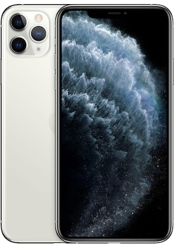 Apple iPhone 11 Pro Max Smartphone (16,5 cm / 6,5 Zoll, 256 GB, 12 MP Kamera) kaufen