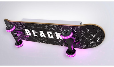 EVOTEC LED Wandleuchte »EASY CRUISER BLACK«, LED-Board, Warmweiß kaufen