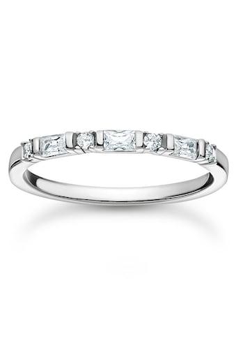 THOMAS SABO Fingerring »weiße oder farbige Steine, TR2348-051-14-48-60,... kaufen