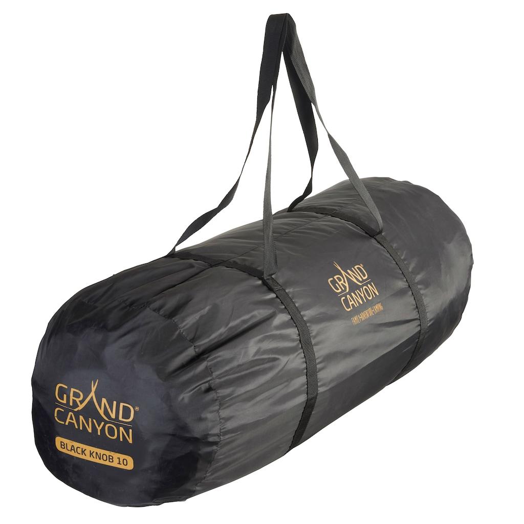 GRAND CANYON Tipi-Zelt »BLACK KNOB 10«, 10 Personen