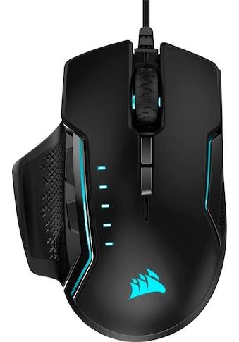 Corsair »GLAIVE RGB PRO Aluminium« Gaming - Maus (kabelgebunden, 18000 dpi) kaufen