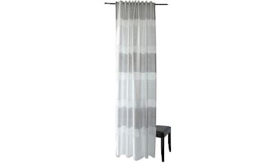 "HOMING Vorhang »Arnoud«, Vorhang "" Arnoud"" kaufen"