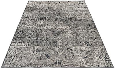 Obsession Teppich »My Sherpa 372«, rechteckig, 8 mm Höhe, Hoch-Tief Struktur,... kaufen
