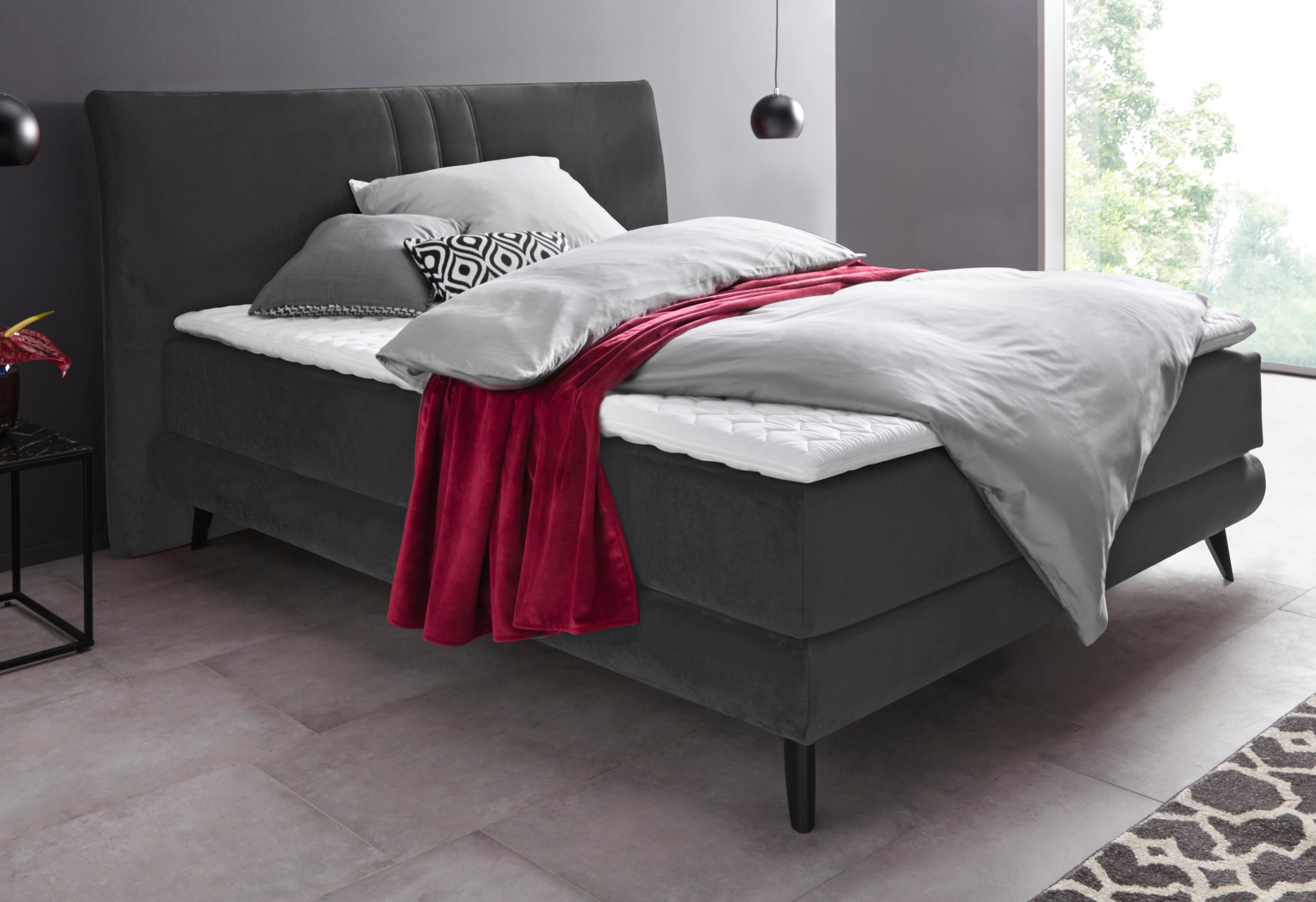 Places of Style Boxspringbett Skien