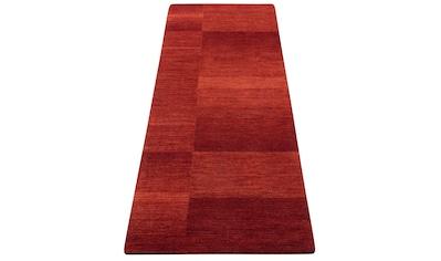 Läufer, »Jorun«, Theko Exklusiv, rechteckig, Höhe 14 mm, handgewebt kaufen