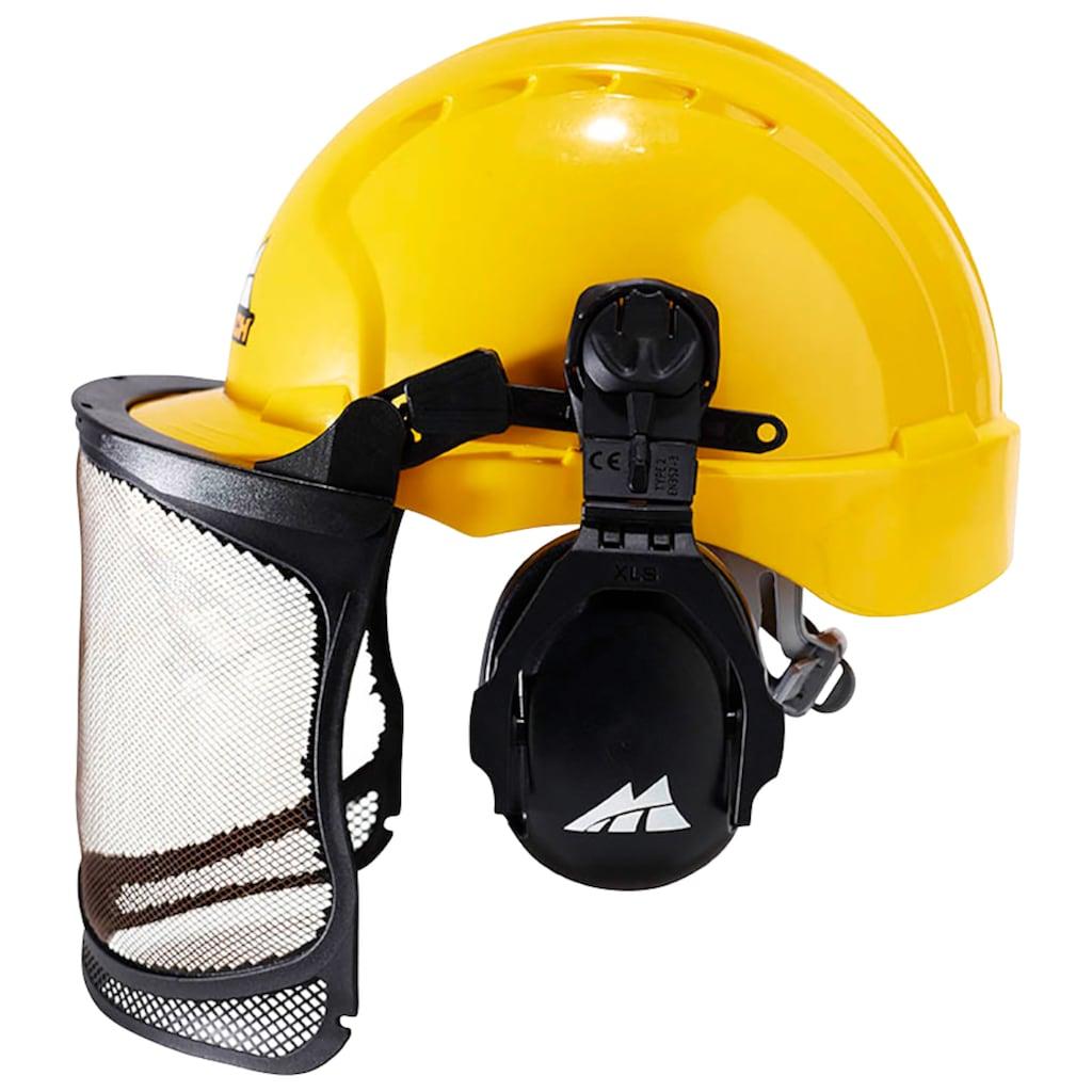 GARDENA Sicherheitshelm »PRO016, 00057-76«, mit Gehör- und Sichtschutz