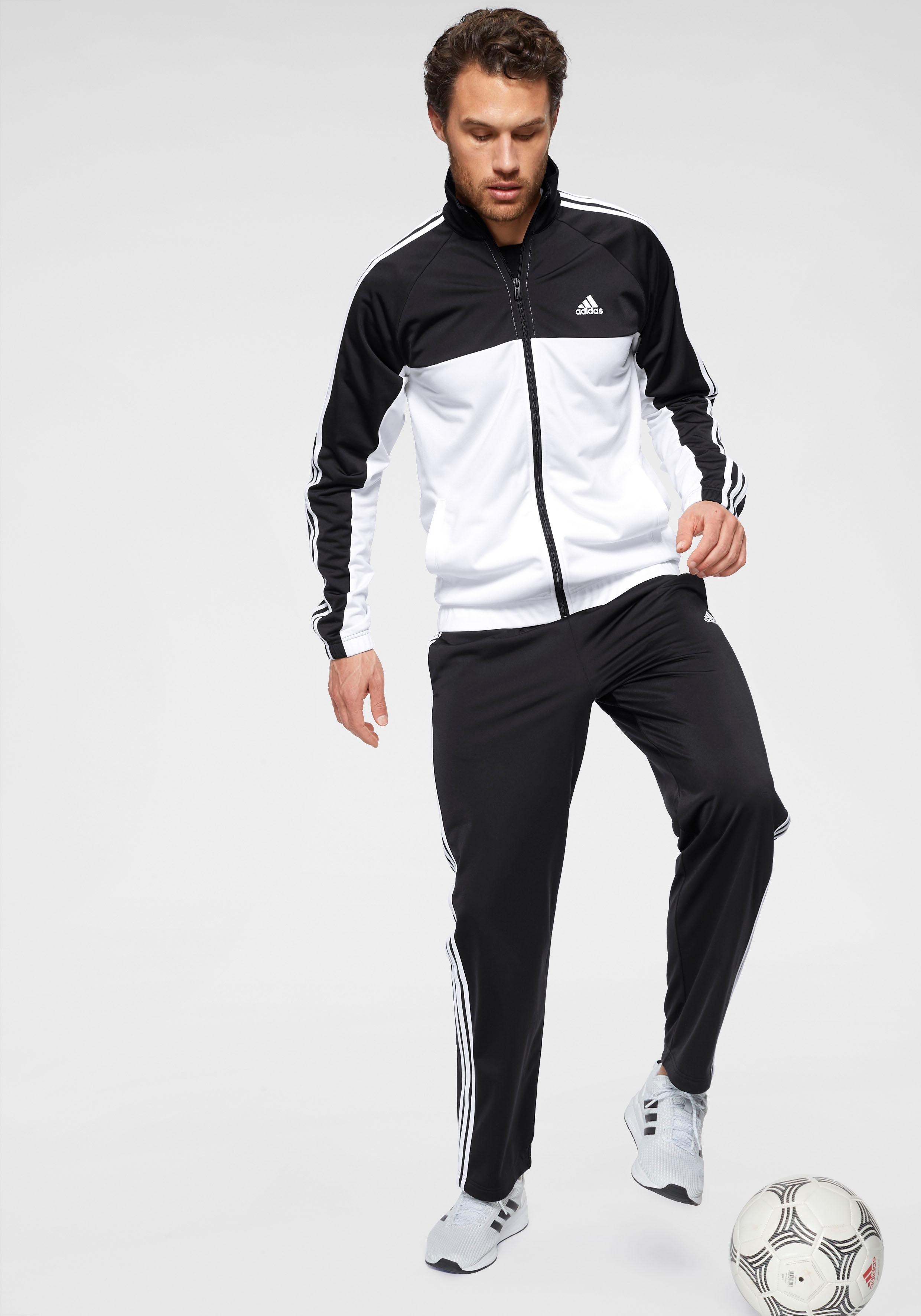 adidas Performance Trainingsanzug OSR P 3 STRIPES TRACKSUIT   Sportbekleidung > Sportanzüge > Trainingsanzüge   adidas performance