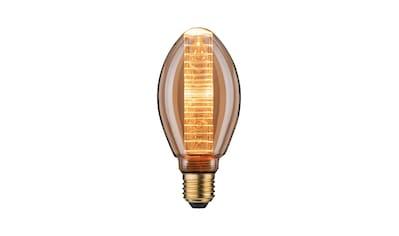 Paulmann LED-Leuchtmittel »Vintage-Birne B75 Inner Glow 4W E27 Gold mit Innenkolben Ringmuster«, E27, 1 St. kaufen