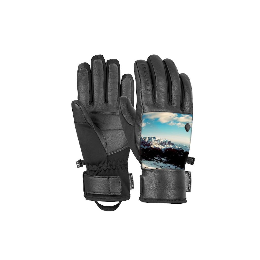 Reusch Skihandschuhe »Giorgia R-TEX® XT«, in sportlichem Design