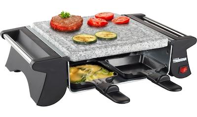 Tristar Raclette »2990 & Steingrill«, 4 St. Raclettepfännchen, 500 W kaufen