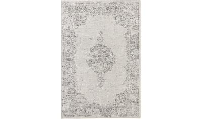 ELLE Decor Teppich »Vertou«, rechteckig, 4 mm Höhe, Vintage Design, Wohnzimmer kaufen