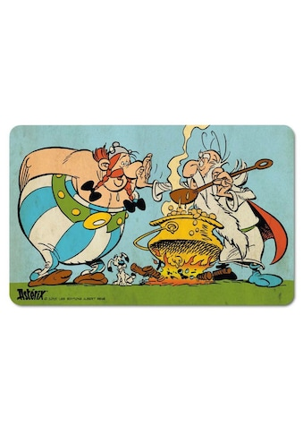 LOGOSHIRT Frühstücksbrettchen mit Asterix-Motiv kaufen