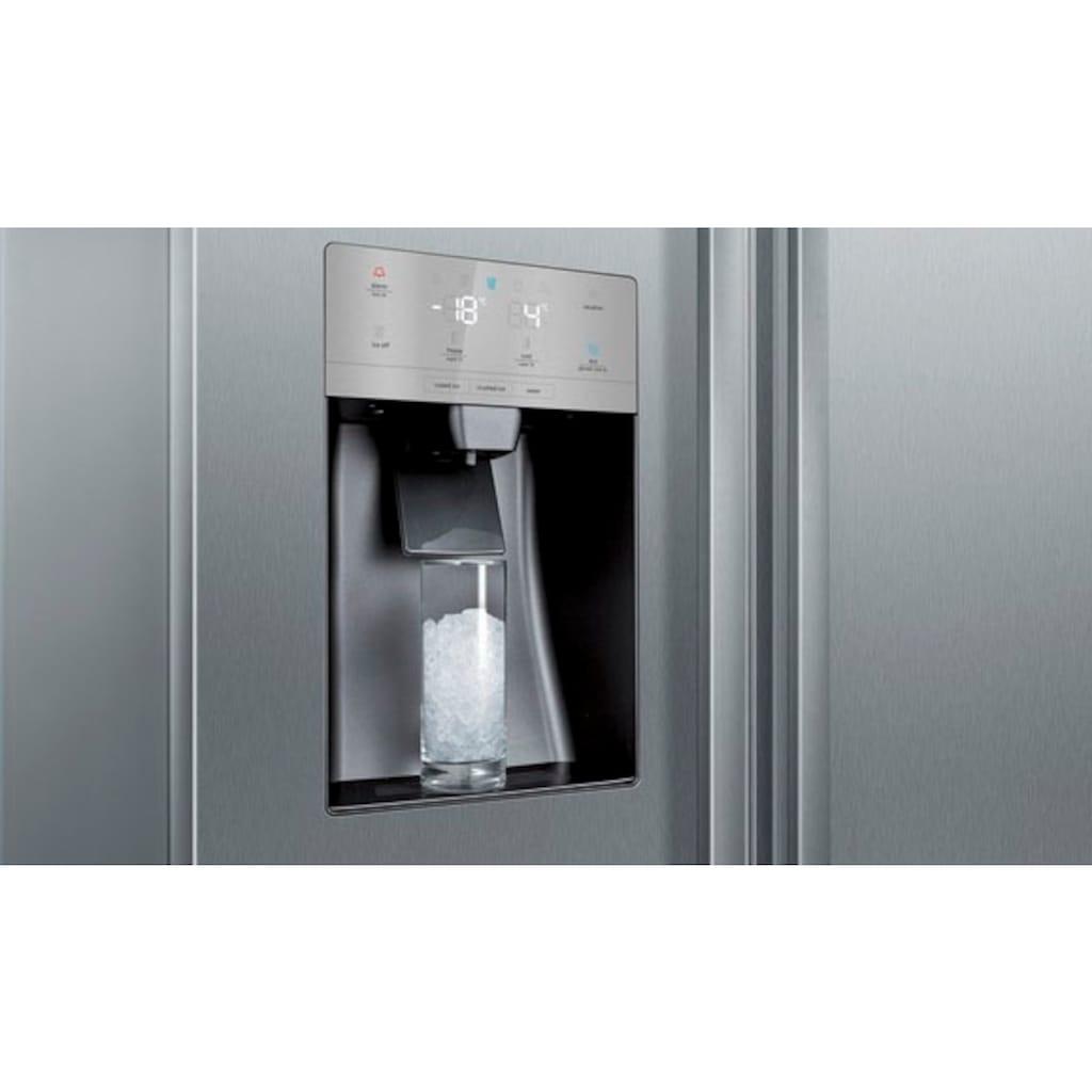 SIEMENS Side-by-Side »KA93IVIFP«, iQ500