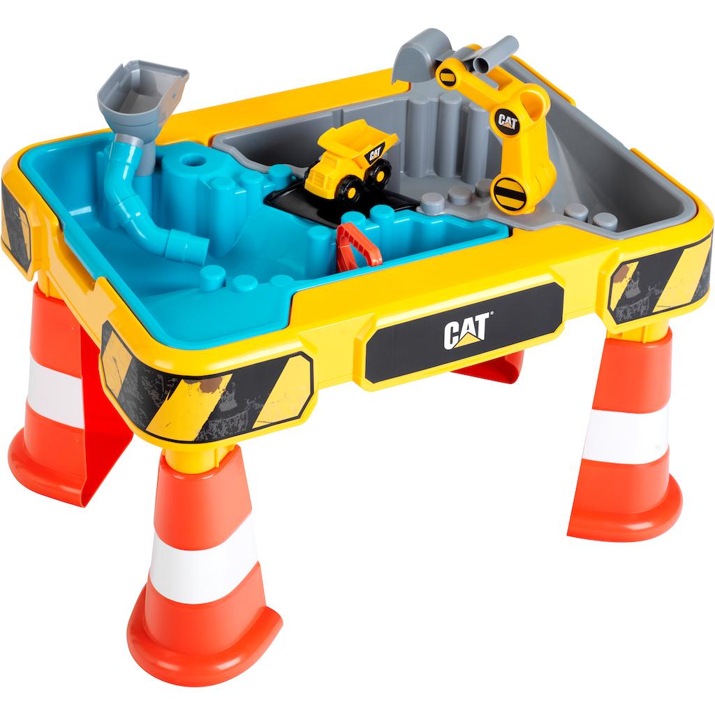 Klein Spieltisch »CAT, Sand- und Wasserspieltisch«