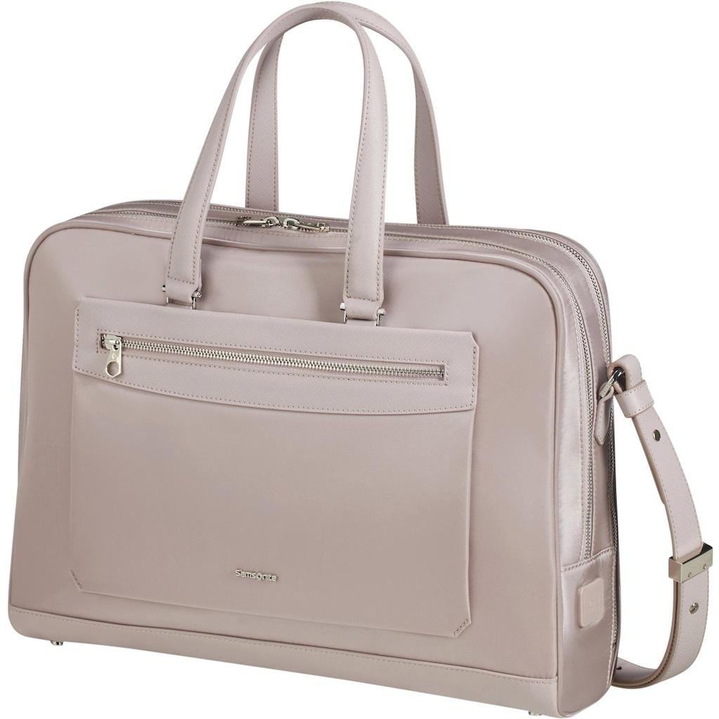 Samsonite Businesstasche »Zalia 2.0, stone grey«, mit 15,6 Zoll Laptopfach