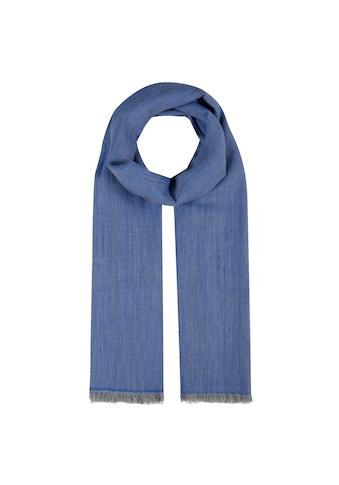 Codello Fischgrät-Schal aus feinster Wolle kaufen
