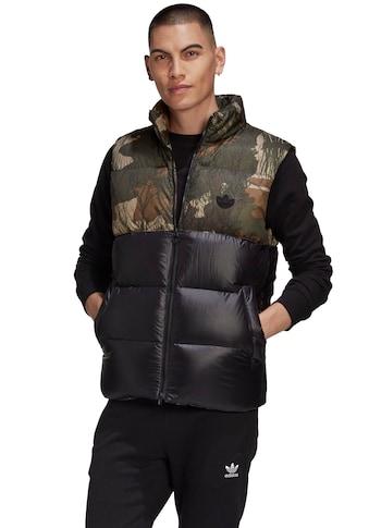 adidas Originals Daunenweste »DOWN CAMO VEST« kaufen
