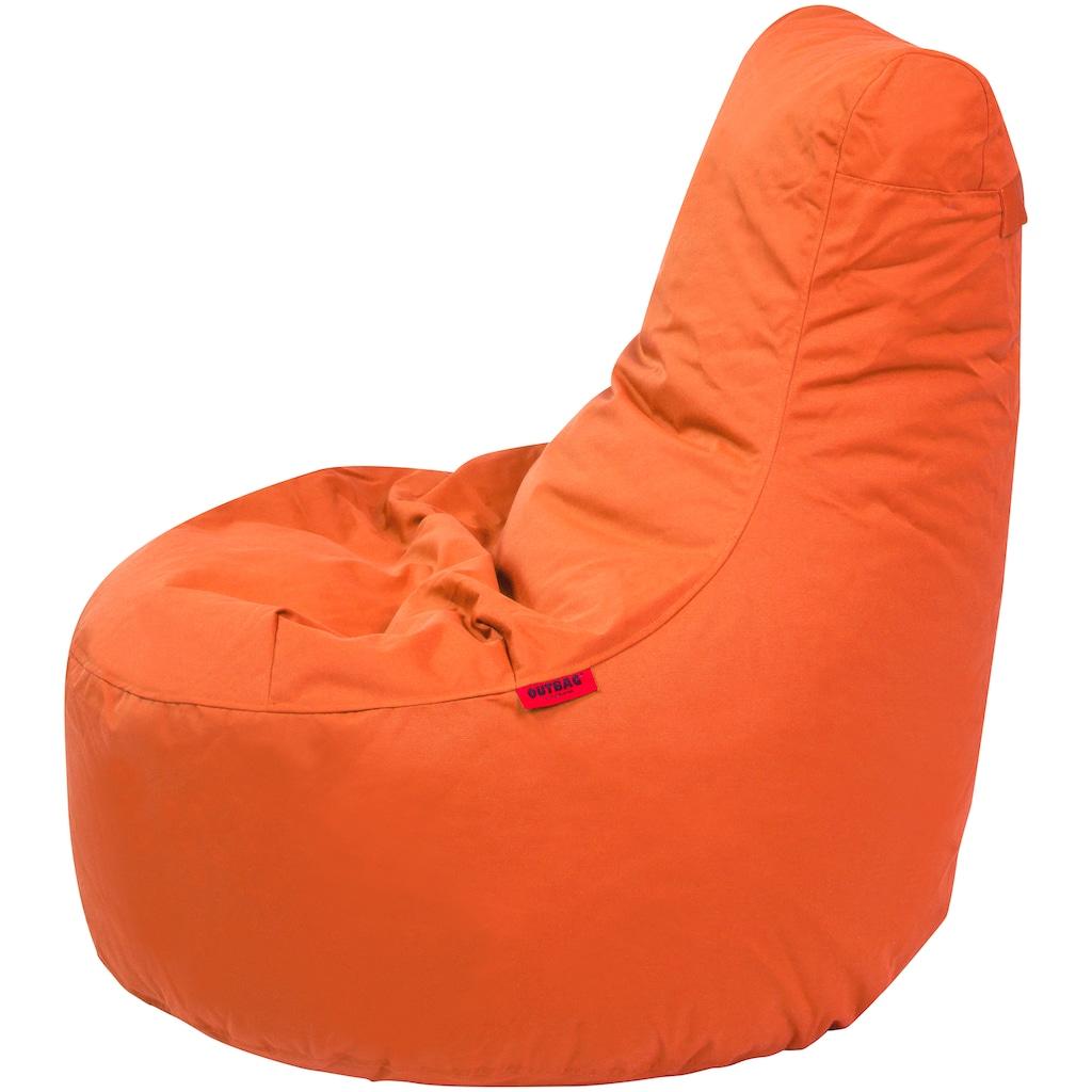 OUTBAG Sitzsack »Slope Plus«, wetterfest, für den Außenbereich, BxH: 85x90 cm