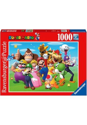 """Ravensburger Puzzle """"Supermario™"""" kaufen"""