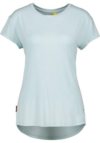Alife & Kickin T-Shirt »MimmyAK«, sommerliches Shirt im Basic-Look in schönen Uni-Farben kaufen