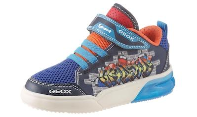 Geox Kids Sneaker »Blinkschuh Grayjay Boy« kaufen