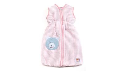 "Heless Puppen Schlafsack ""Puppen - Schlafsack 50 cm, rosa"", (1 - tlg.) kaufen"