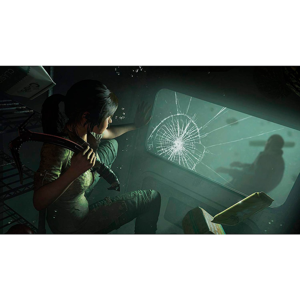 Software Pyramide Spiel »Shadow of the Tomb Raider«, PlayStation 4