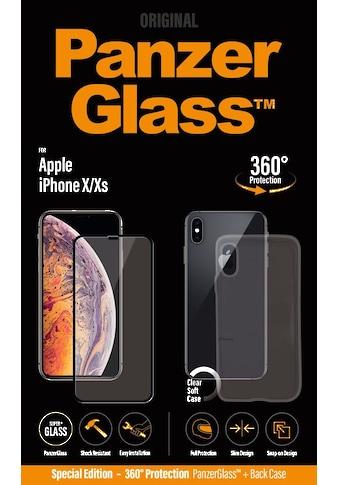PanzerGlass Schutzglas »Apple iPhone X/Xs with PG case« kaufen