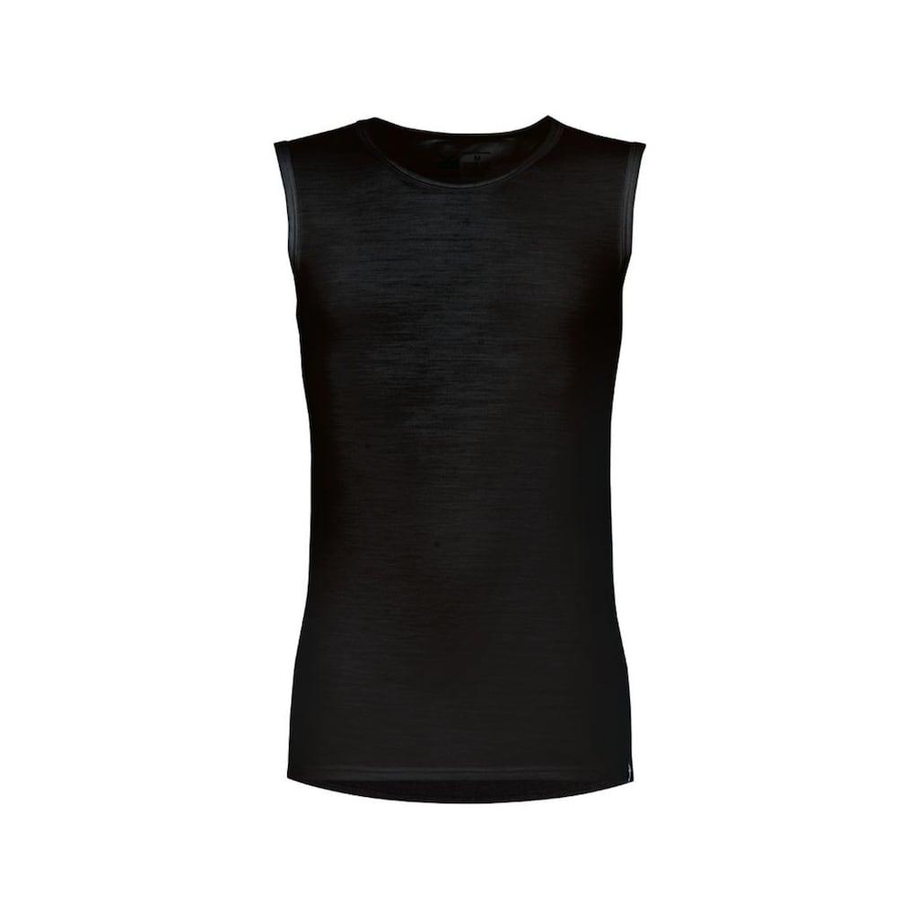 Trigema Rundhalsshirt, aus Merinowolle