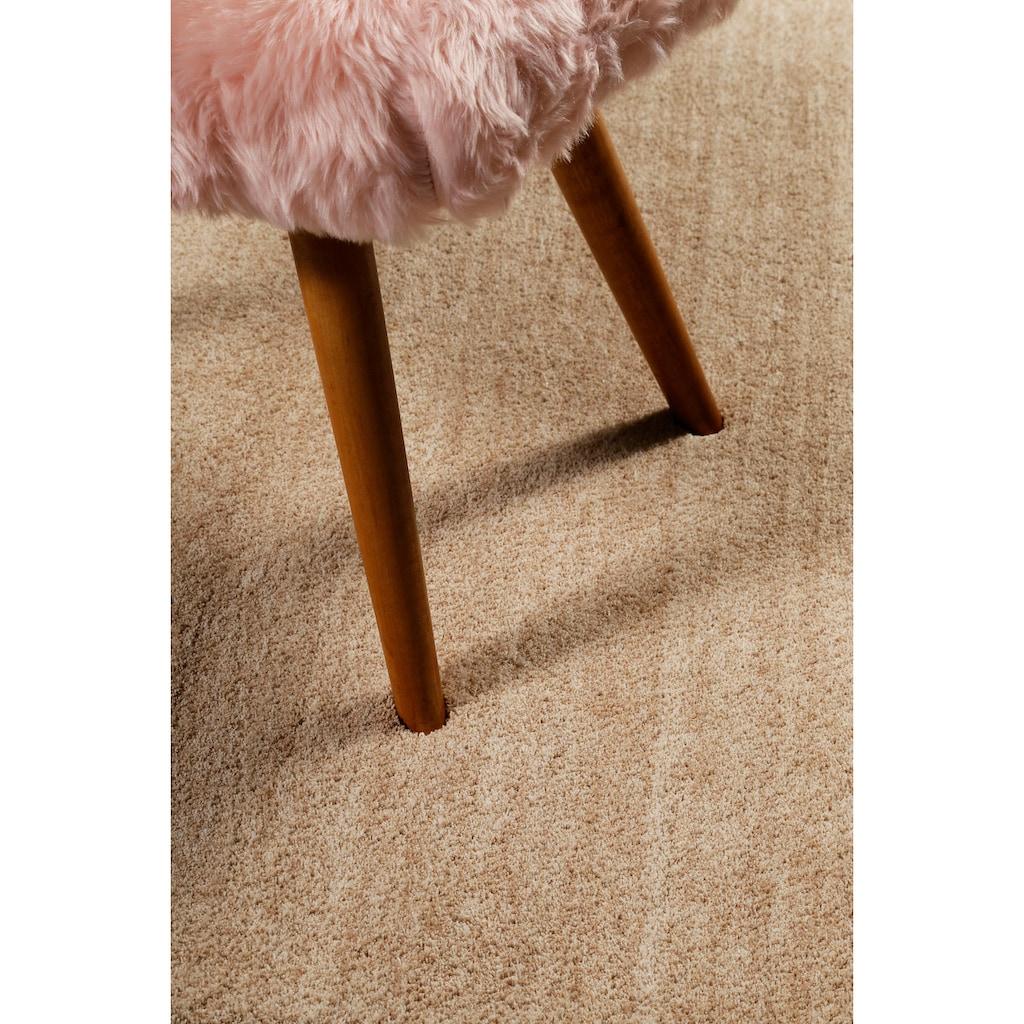 Esprit Teppich »Loft«, rechteckig, 20 mm Höhe, Wohnzimmer, große Farbauswahl