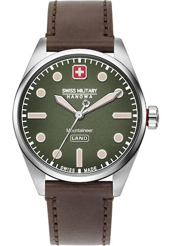 Swiss Military Hanowa Schweizer Uhr »MOUNTAINEER, 06-4345.7.04.006« kaufen