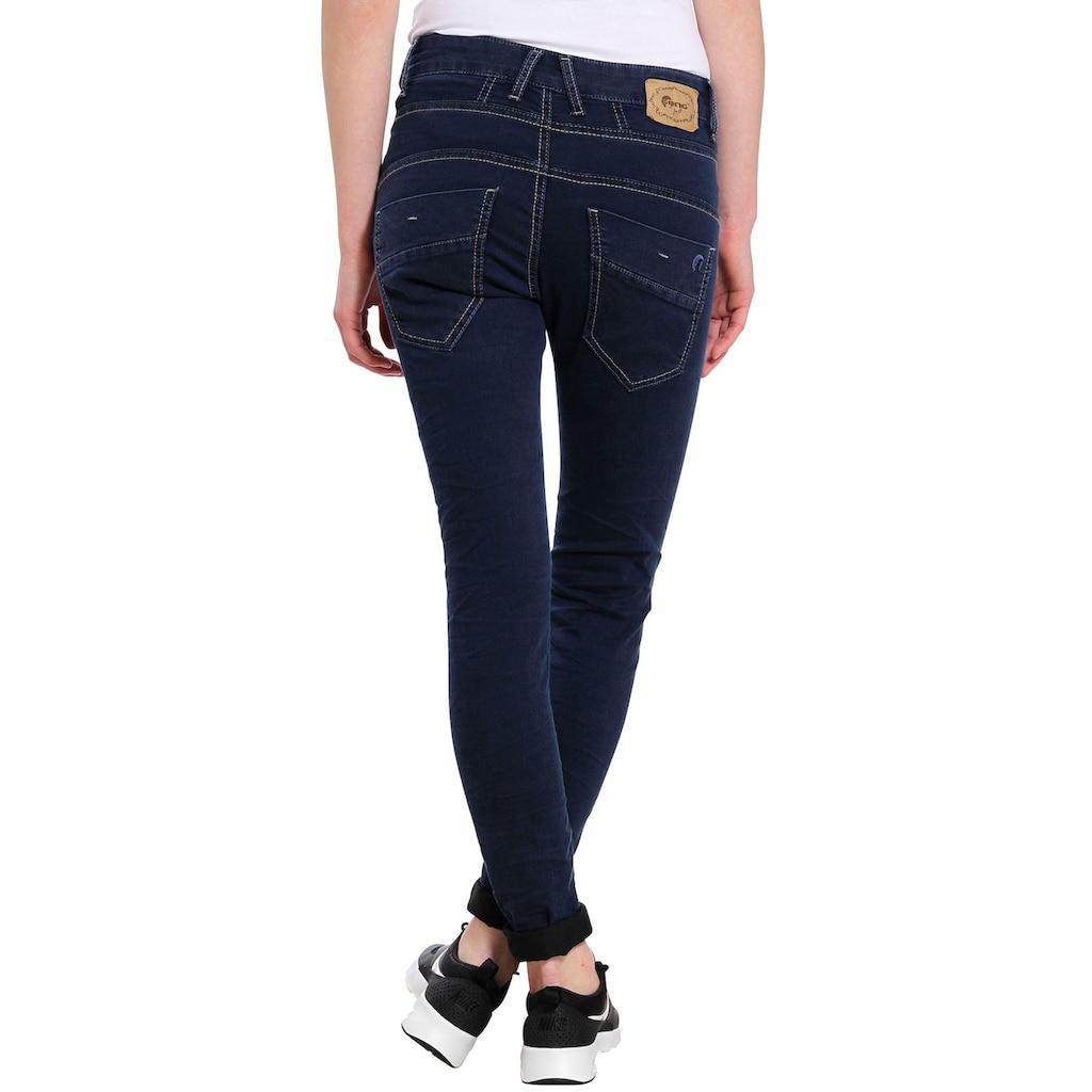 GANG Skinny-fit-Jeans »NEW GEORGINA«, mit besonderen Teilungsnähten