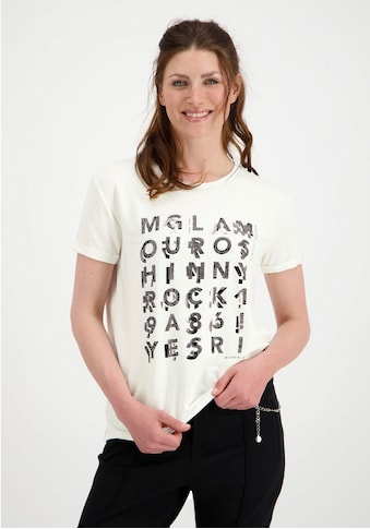 Monari Rundhalsshirt kaufen