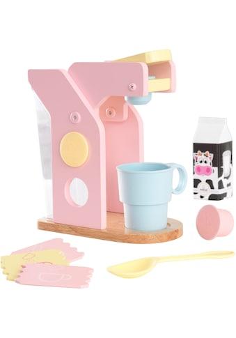 """KidKraft® Kinder - Kaffeemaschine """"Spielset Kaffee, Pastellfarben"""" (10 - tlg.) kaufen"""