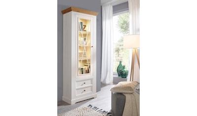 Premium collection by Home affaire Vitrine »Marissa«, aus Massivholz kaufen