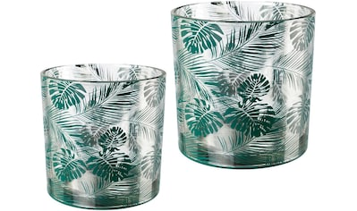 Home affaire Kerzenhalter »Jungle« (Set, 2 Stück) kaufen