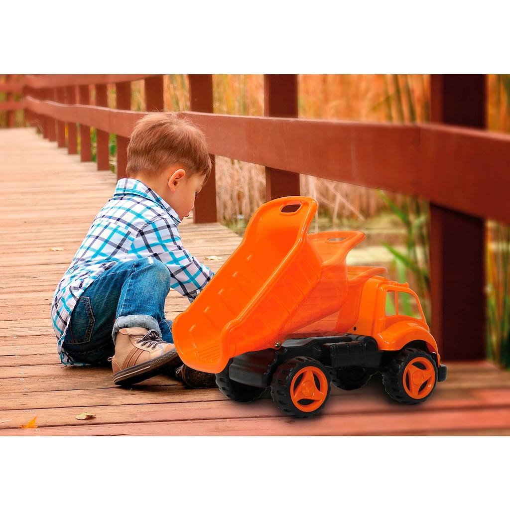 Jamara Spielzeug-Radlader »Dump Truck XL«, für Kinder ab 12 Monaten, BxLxH: 36x71x38 cm